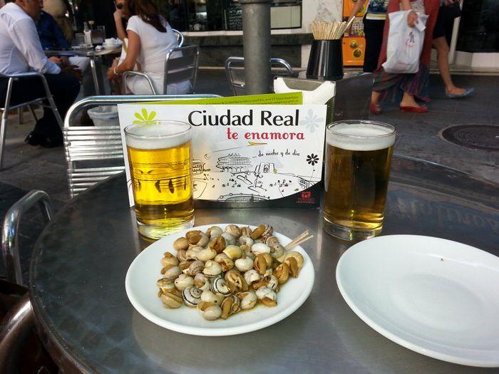 Cañas y Tapas en Ciudad Real