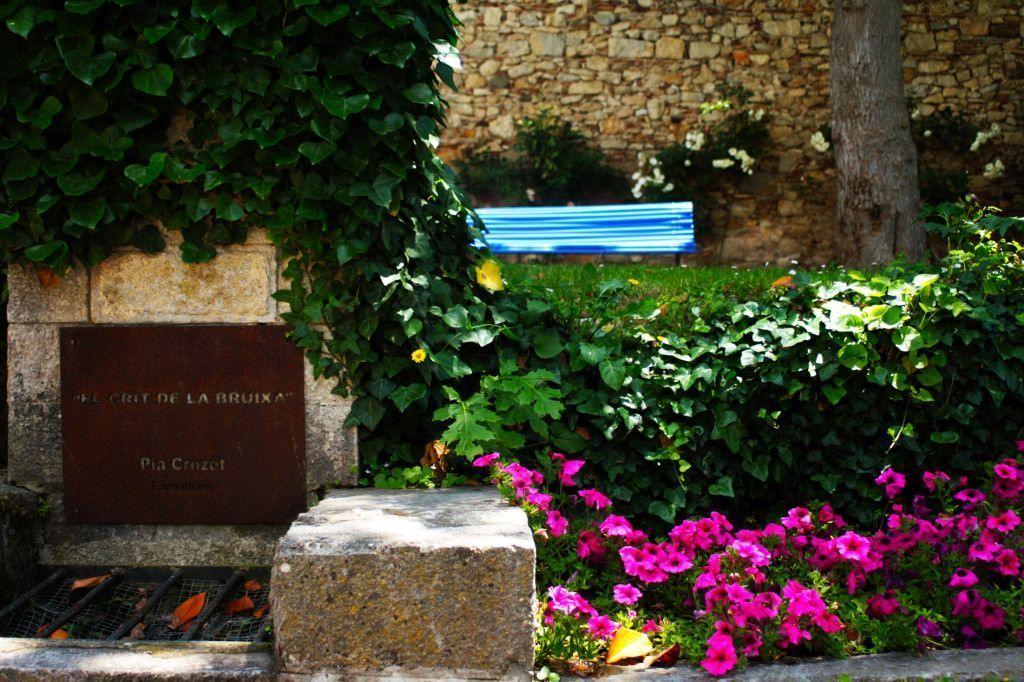 Girona. Jardines Francesa