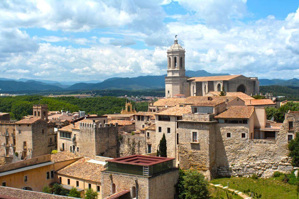 Girona. Vista desde la muralla