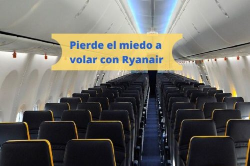 Volar con Ryanair