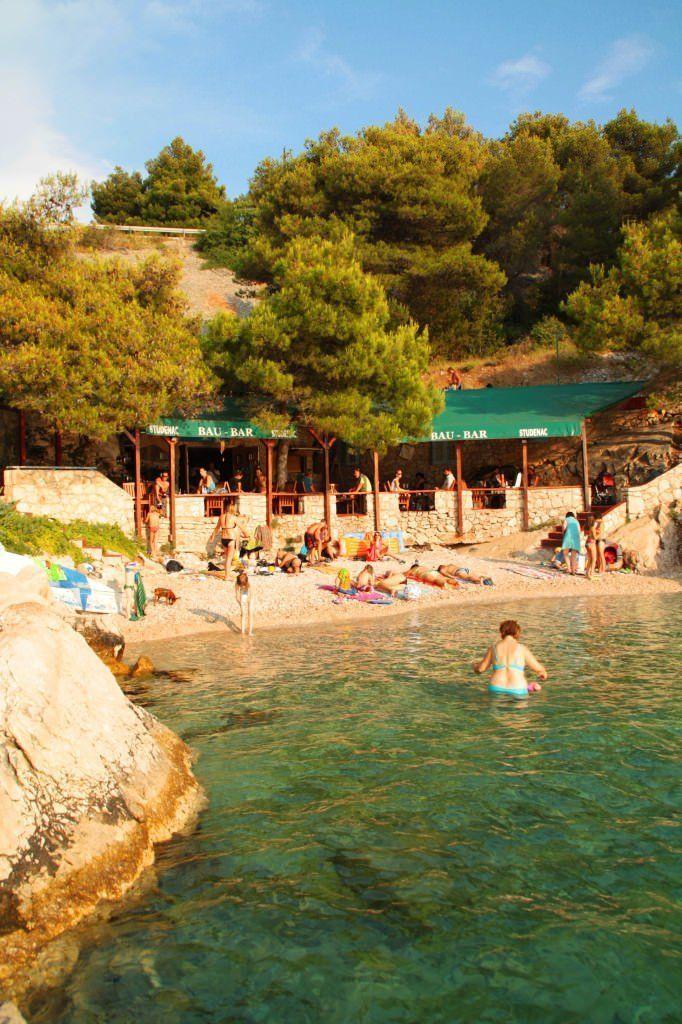 Bau Bar. Primošten. Croacia