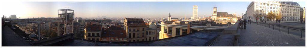 Palace Justice de Bruselas