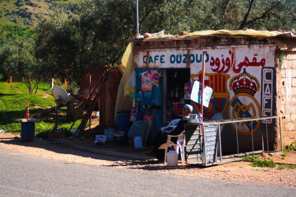 Cafe Ouzoud