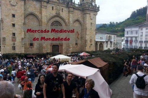 El Mercado Medieval de Mondoñedo