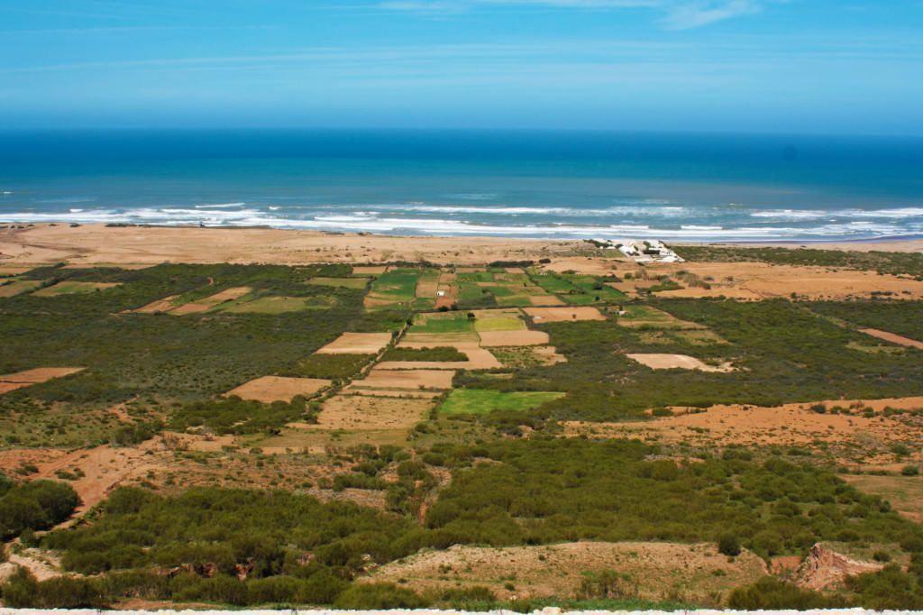 Playa entre Safi y Essaouira