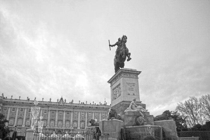 Estatua de Felipe IV