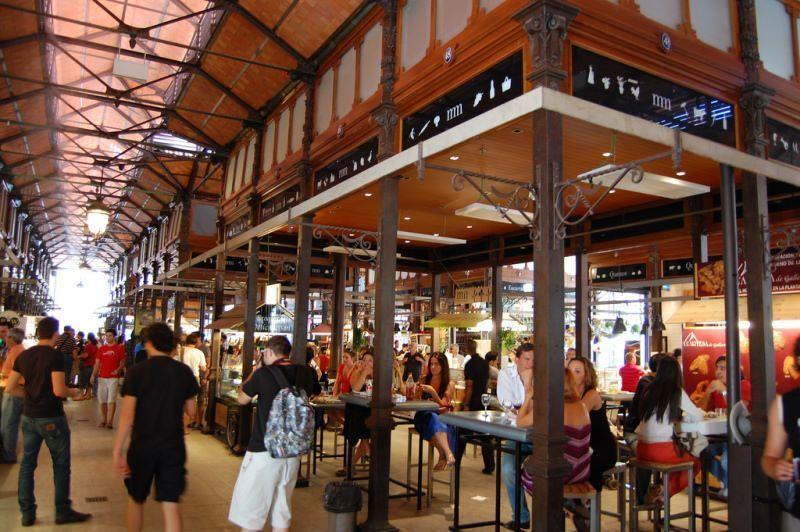 Mercado de San Miguel. El viaje me hizo a mí. Blog de viajes