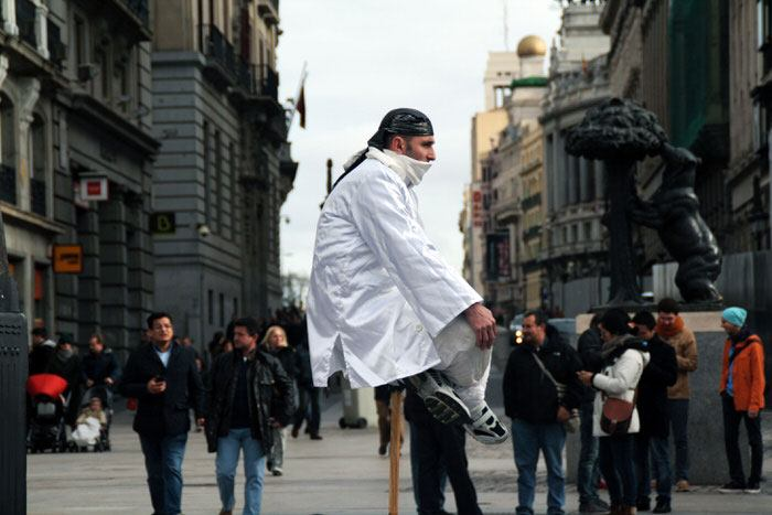 El Oso y el Madroño. Madrid