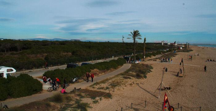 Playa del Llobregat