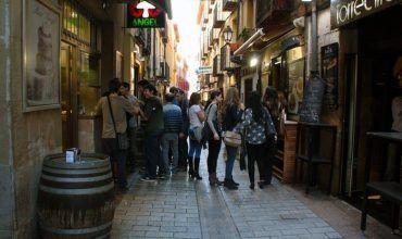 Calle del Laurel. El viaje me hizo a mí. Blog de viajes