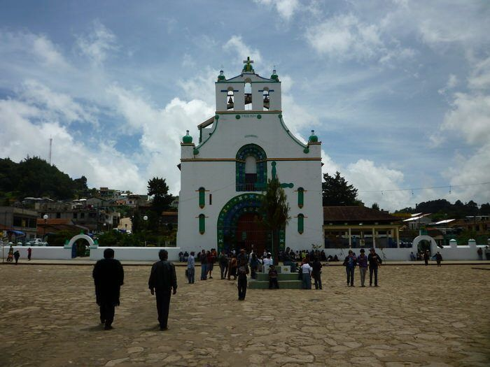 San Juan Chamula. El viajeme hizo a mí. Blog de viajes.