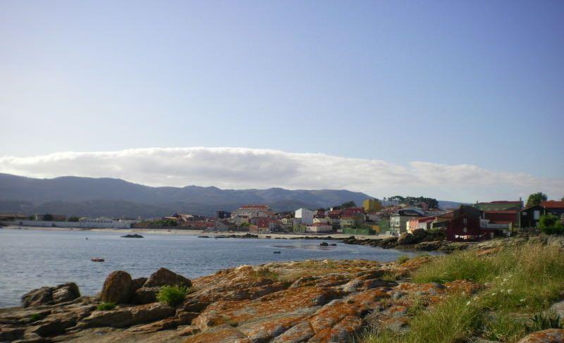 Cabo de Cruz - Pueblo pescador en Galicia