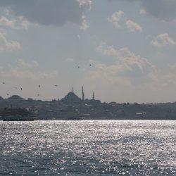 Vista de Estambul desde Asia. El viaje me hizo a mí. Blog de viajes