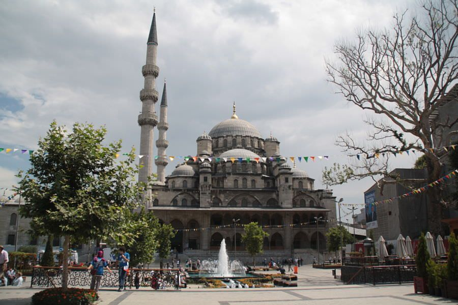 Las mezquitas de Estambul. Turquia. El viaje me hizo a mí. Blog de viajes