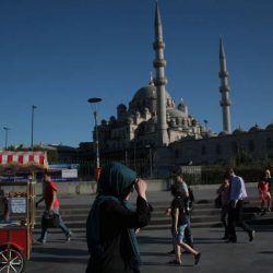Yeni Mosque. Estambul. Turquia