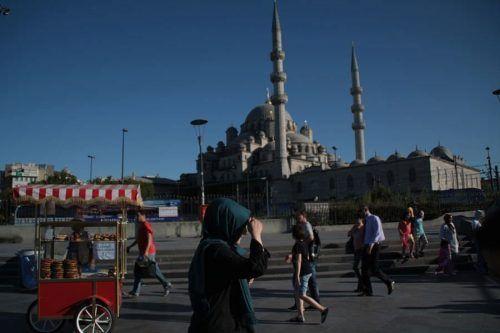 Cómo visitar las mezquitas de Estambul por tu cuenta