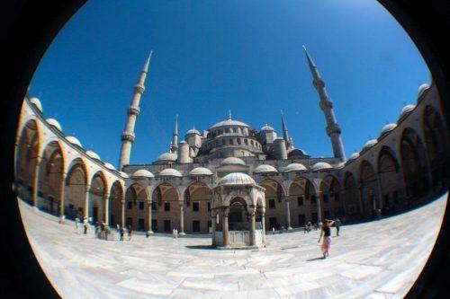 Cómo visitar Estambul en cinco días