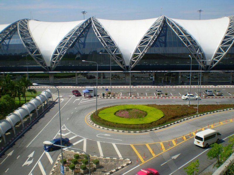 Aeropuerto Internacional de Bangkok Suvarnabhumi. El viaje me hizo a mí. Blog de viajes.