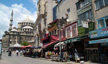 Zona más turística para dormir en Estambul. El viaje me hizo a mi. Blog de viajes
