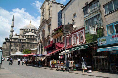 Dormir en Estambul
