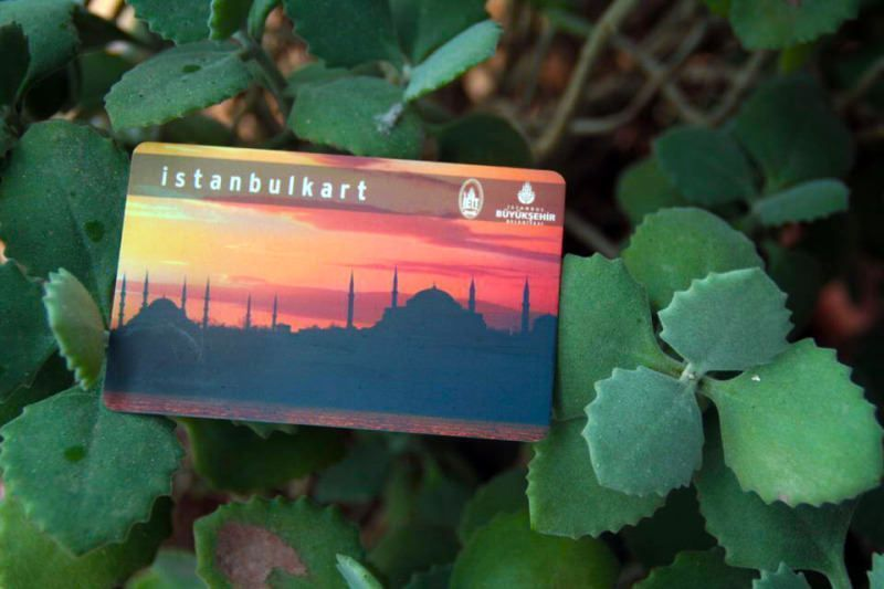 Istanbulkart. Tarjeta de Transporte en Estambul. El viaje me hizo a mi. Blog de viajes