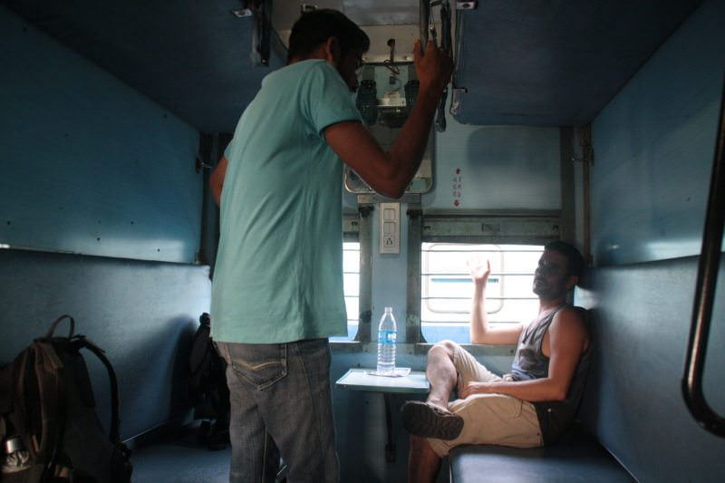 Los trenes de India