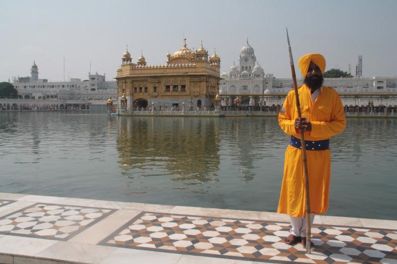 Guardián del Templo Dorado