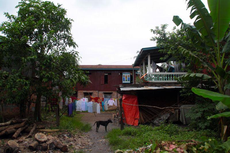 Taller de madera en la Isla del Ogro. El viaje me hizo a mi. Blog de viajes