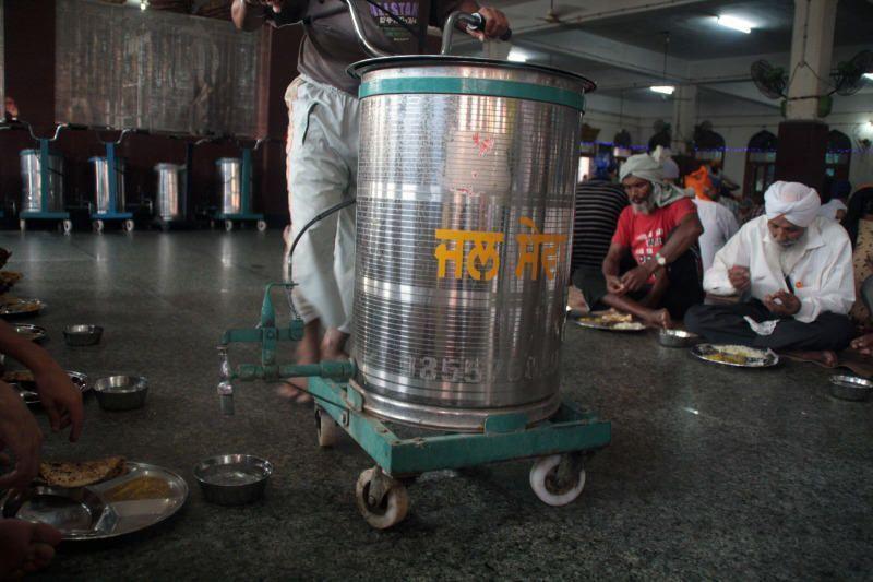 Máquinas para servir el agua