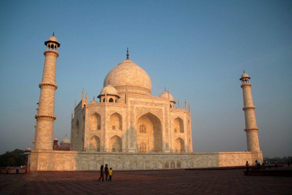 El Taj Mahal. Agra. El viaje me hizo a mí. Blog de viajes