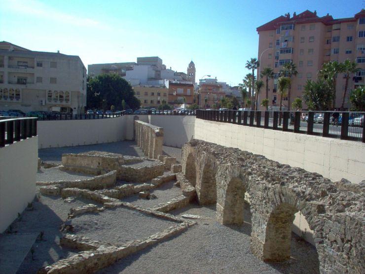 Acueducto Romano de Almuñecar