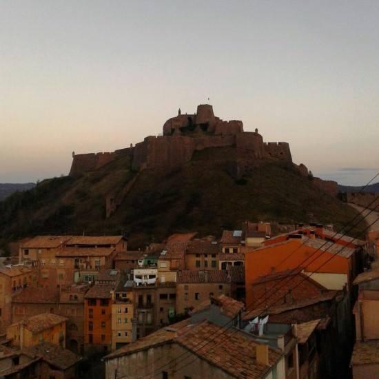Castillo medieval de Cardona