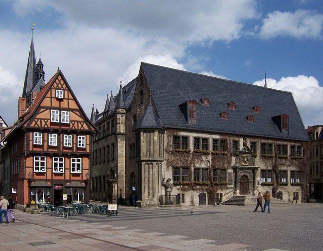 visitar Quedlinburg