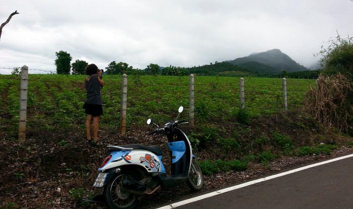 Moto en Pai. Tailandia. El viaje me hizo a mí. Blog de viajes