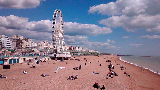 Aprender ingles en Brighton. El viaje me hizo a mi. Blog de viajes