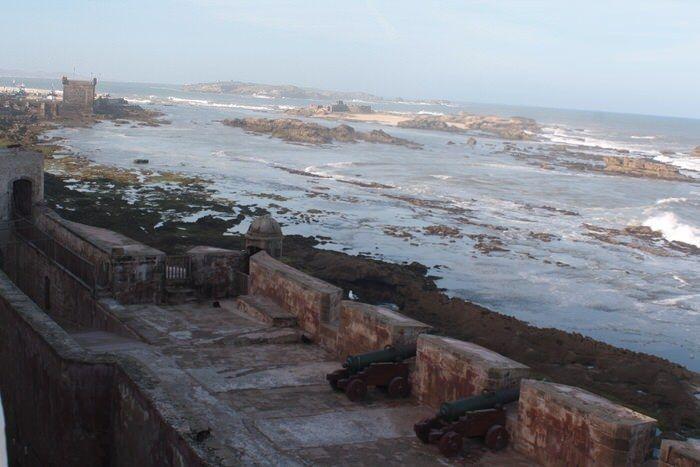 Fuerte Portugués de Essaouira