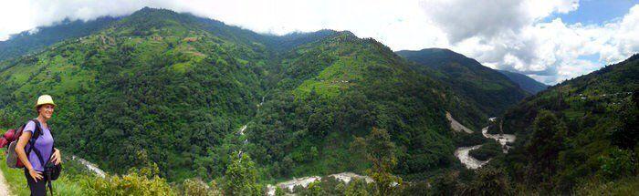 Trekking del Campamento base del Annapurna