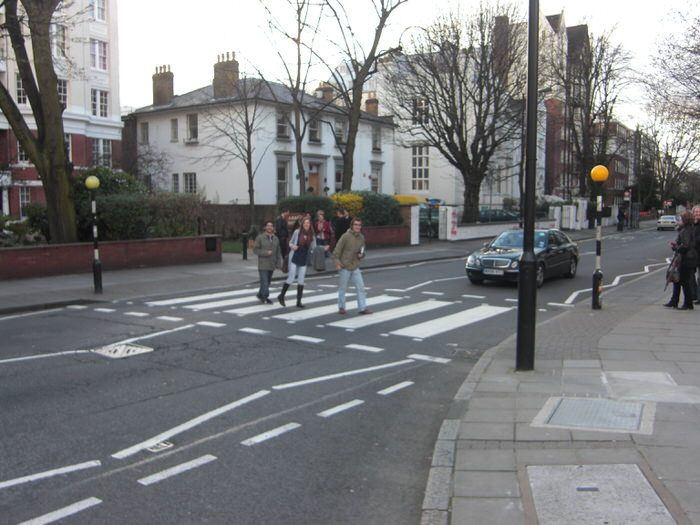 Abbey Road. El viaje me hizo a mí. Blog de viajes