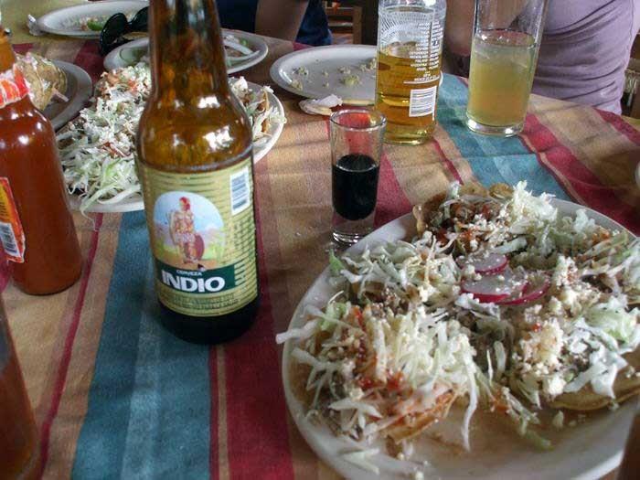 Comer en México