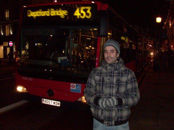 Un Social Bus. El viaje me hizo a mí