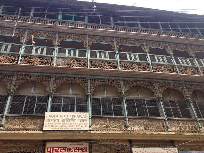 una casa en Varanasi