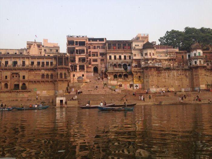 qué ver en Varanasi