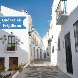 Qué ver en Frigiliana