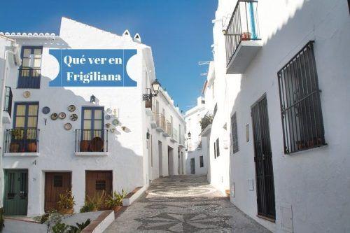 Qué ver y hacer en Frigiliana