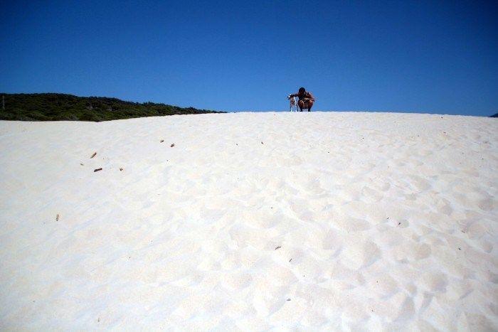 dunas de Punta Paloma