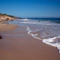 Playa de Bolonia. Tarifa. El viaje me hizo a mí. Blog de viajes