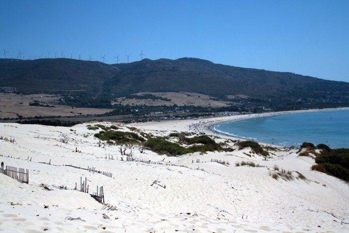 Playa Punta Paloma en Tarifa