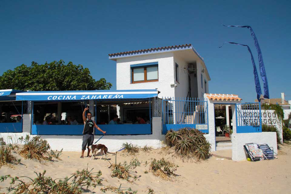 Comida en Zahara de los Atunes. El Refugio. El viaje me hizo a mí. Blog de viajes. Tarifa. Andalucía
