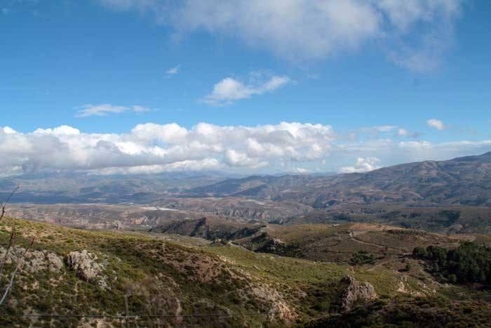 Alpujarra. Granada. Andalucía. El viaje me hizo a mí. Blog de viajes