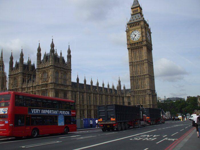 alrrededores de Londres